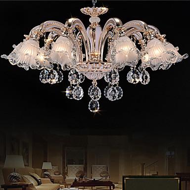 lustre contemporain r tro dor fonctionnalit for cristal led cristalsalle de s jour chambre. Black Bedroom Furniture Sets. Home Design Ideas