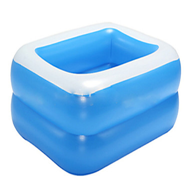 Inflatable square baby tubs inflatable swimming pool for for Swimming pool 120 cm tief