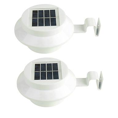 2 stuks 3led zonne licht wateproof tuindecoratie lichtsensor zonne energie paneel lamp - Kleine zonne lamp ...