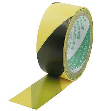 noir et jaune bande d 39 avertissement pvc 18m z bre jaune et noir bande d 39 avertissement de. Black Bedroom Furniture Sets. Home Design Ideas