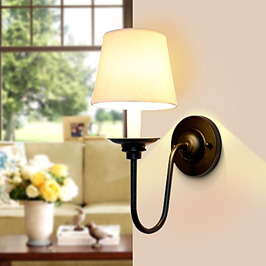 Large Feature Wall Lights : AC 220-240 5 E12/E14 Country Painting Feature for Mini Style,Uplight Wall Sconces Wall Light ...