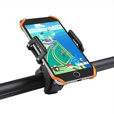 Cycling/Bike Durable Cellphone Mount (Black/Red)