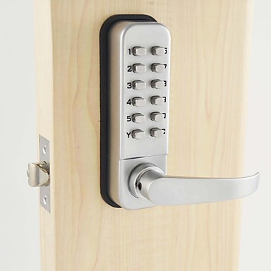 password door handle lock bedroom code locks 5284439 2016