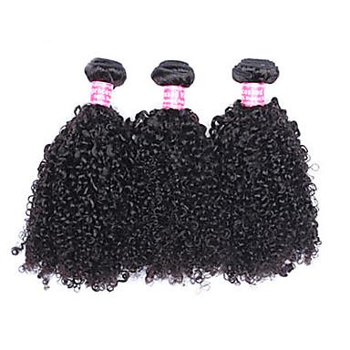 Buy 7A Mink Brazilian Kinky Curly Virgin Hair 3B 3C Weave Bundles 10 inch-26 inch