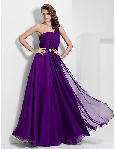 Vestidos longos de festa cor uva