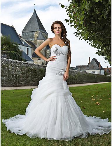 Abiti da sposa a sirena taglie forti  Blog su abiti da sposa Italia