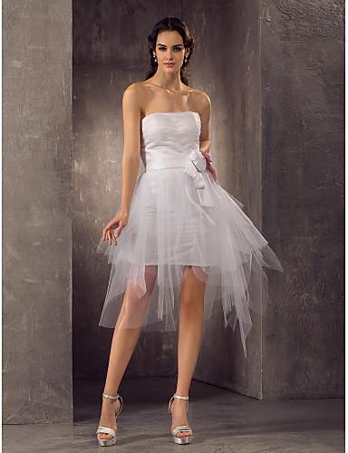 Bride® Eng anliegend Extraklein / Übergrößen Hochzeitskleid ...