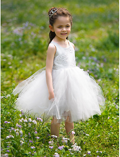 Wedding party vacation holiday dress ball gown jewel knee