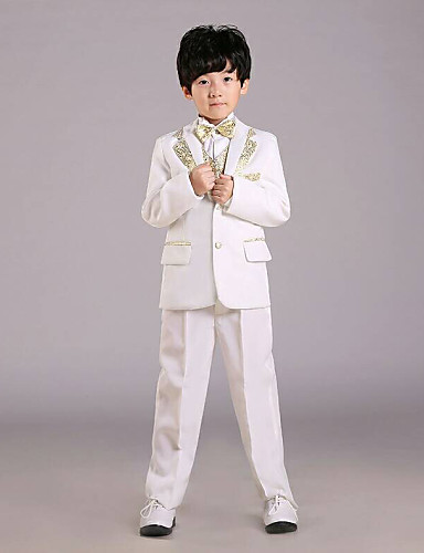 Buy Ring Bearer Suit Uniform Cloth 6 Pieces