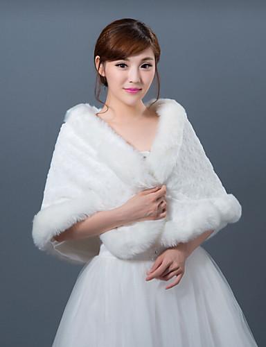 Winter wedding robe coat bridesmaid dresses shawl 4431869 for Winter shawls for wedding dresses