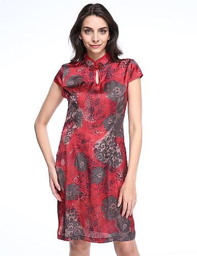 gaine robe femme sortie grandes tailles vintage imprim. Black Bedroom Furniture Sets. Home Design Ideas