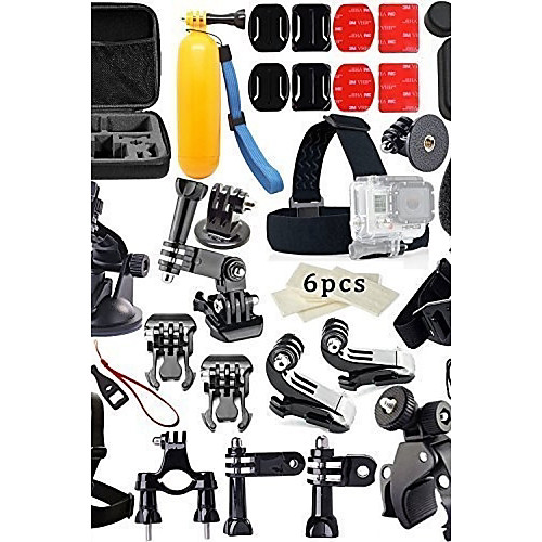 44-in-1 GoPro Camera Accessories Kit