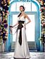 Lanting Bride® Pouzdrové Nadměrné velikosti / Drobná Svatební šaty - Klasické & nadčasové / Okouzlující & dramatické Na zemŠpagetová