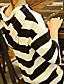 女の子の カジュアル/普段着 ストライプ コットン / ポリエステル,フーディーズ&スウェットシャツ 春 / 秋 ブラック