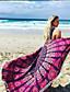 Damen Cover-Up - Quasten / Floral Baumwolle / Polyester Stirnband