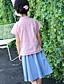 Dívčí Bavlna Žakár Léto Soupravy,Krátký rukáv Sady oblečení