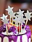 50 Piece / Set Star Cupcake Decorate Party Supplies Birthday Wedding Party Decoration