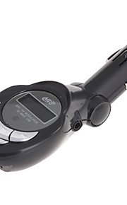 In-auto MP3 FM-zender (SD/USB/3,5mm)