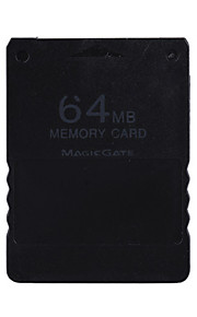 64MB MagicGate Memory card til PS2