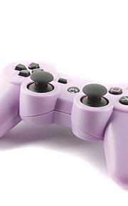 DoubleShock ricaricabile usb controller wireless per PlayStation 3/ps3 (viola)