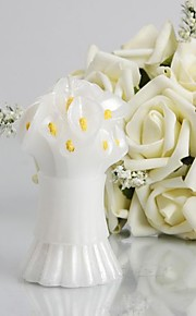 Elegance calla lily candle(set of 4)