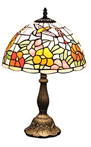 Tiffany-Stil schlucken geschmückt Glasmalerei Tischlampe