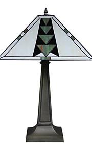Tiffany-Stil römischer Tischleuchte (0923-T54)