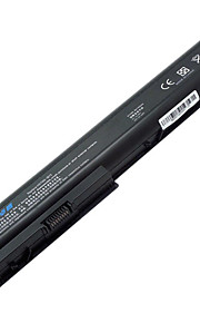 8 celle batteria per hp pavilion dv7 dv7t dv7z HDX X18 HDX18 HDX18T dv8 DV8t HSTNN-xb75 HSTNN-DB74 HSTNN-DB75 HSTNN-IB74 IB75