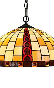 KAMEN - Lüster Tiffany mit 2 Glühbirnen