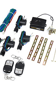Universal Car centrallås 4 dørlås system