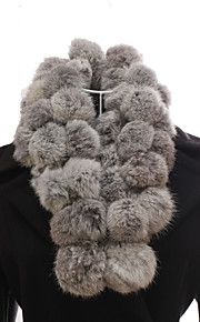 Gorgeous Feather / Fur Speciale gelegenheden sjaal (meer kleuren)