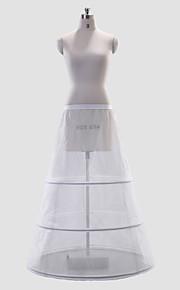 Polyester A-Line Style Slip Full-Length / Petticoat