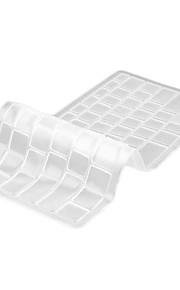 """tastiera protettore della pelle per 11.3 """"e 15.4"""" MacBook Pro (trasparente)"""