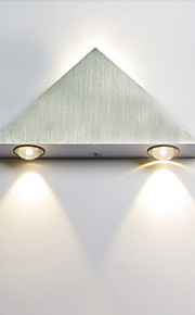 3W Triangle Designed Aluminum LED Wandleuchte
