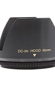 Mennon 55mm modlysblænde til Digitalkamera Objektiver 16mm +, Film objektiver 28mm +