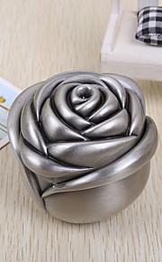 Vintage Boîte à bijoux de conception de Rose Tutania