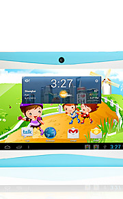 """Children Design 7.0"""" WiFi Tablet(Android 4.4,ROM 4G,RAM 512M,Dual Camera)"""