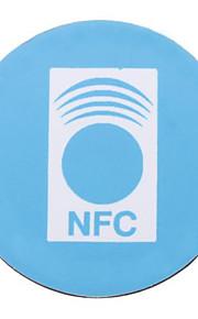 NFC Tag med Back Glue (10 stk)