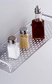 space aluminium multifunktions kök och badrum hylla