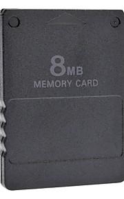 8MB hukommelse opbevaring Card til PS2
