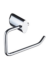 "YALI.M®,Toilet Paper Holder Chrome Wall Mounted 150x60x100mm (5.90x2.36x3.93"") Contemporary"