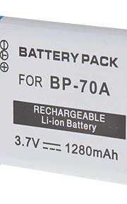 BP-70A Batteri til Samsung BP70A ES65 ES70 PL80 PL100
