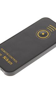 Infrarød IR lukker fjernbetjening til Nikon D5100 d5200 d3300 D3200 (1 * CR2025)