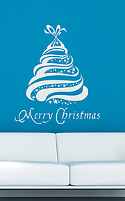 Holiday Screamy joulukuusi Wall Tarrat
