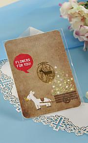 Golden Horse Bookmark