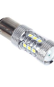 80W 1157 BAY15D 16 * Tail OSRAM LED freno del coche de la parada de la lámpara de la bombilla