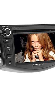 """7 """"2 din auto dvd-speler voor Toyota RAV4 2006-2012 met gps, bt, ipod, rds, fm, touch screen"""