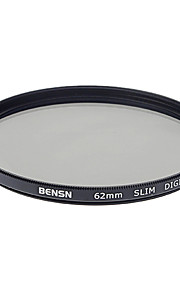 BENSN 62mm SLIM UV Filter