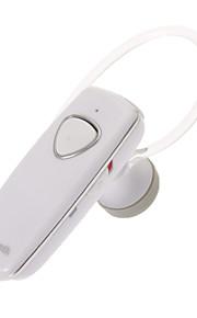 휴대 전화를위한 유행 블루투스 2.1 헤드셋 (화이트)