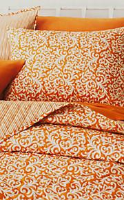 set trapunta huani®, 3-piece 100% stile country cotone albicocca arabesque
